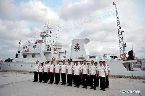 Chinese ship to conduct fishery patrols in Xisha, Huangyan Islands