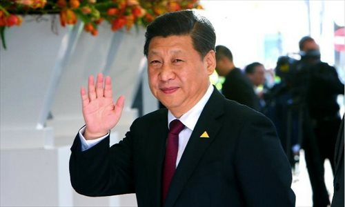 Chinese president attends nuclear security summit