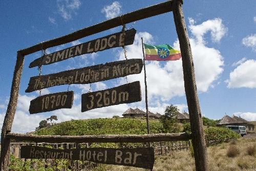 World Heritage: Simien Mountains National Park, Ethiopia