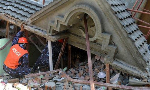 Dozens killed as new quake rocks Nepal