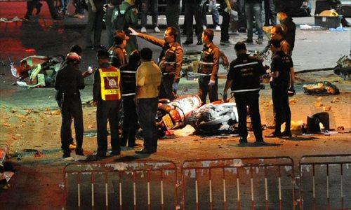 19 killed, at least 117 injured in Bangkok explosion