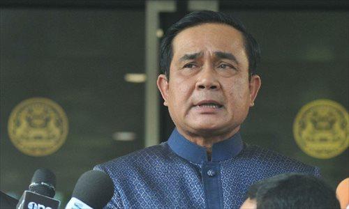 Thai PM vows to track down Bangkok blast culprits