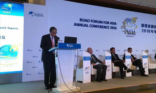 Economic experts take stage at Boao Forum for Asia 2016