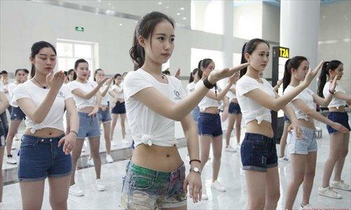 Chengdu girls