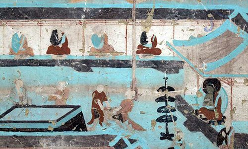 Dunhuang frescoes reveal how ancient Chinese celebrate Lantern Festival