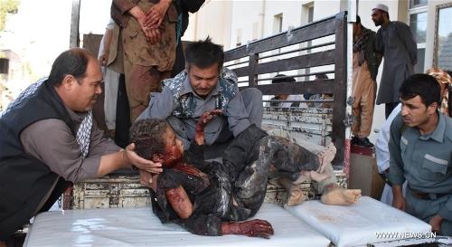 17 dead in militant attack in Kabul shrine