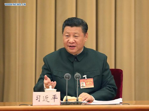 xi calls for smaller but more capable army global times