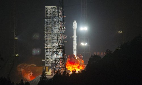 China launches communication satellite for Algeria