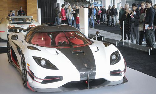 Highlights Of Th Vancouver Intl Auto Show Global Times - Car show vancouver 2018