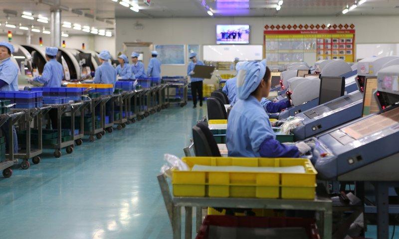 Dongguan upgrades to smart factory
