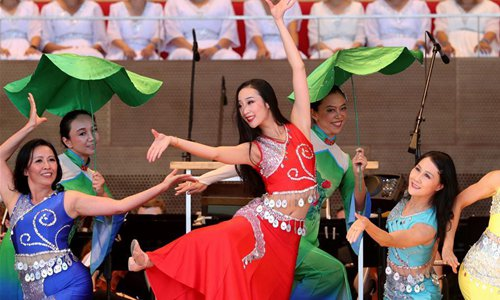 """""""Friendship Lasts Forever"""" concert held in Chicago to celebrate China-U.S. friendship"""
