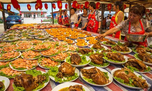 Progress of reform and opening-up can be tracked by changes in Chinese eating habits