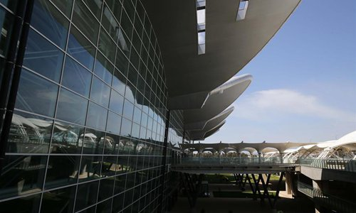 New Algiers Airport in Algeria to be officially put into use at end of April