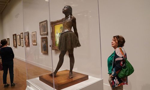 """Exhibition """"The Impressionist's Eye"""" held in Philadelphia, US - Global Times"""