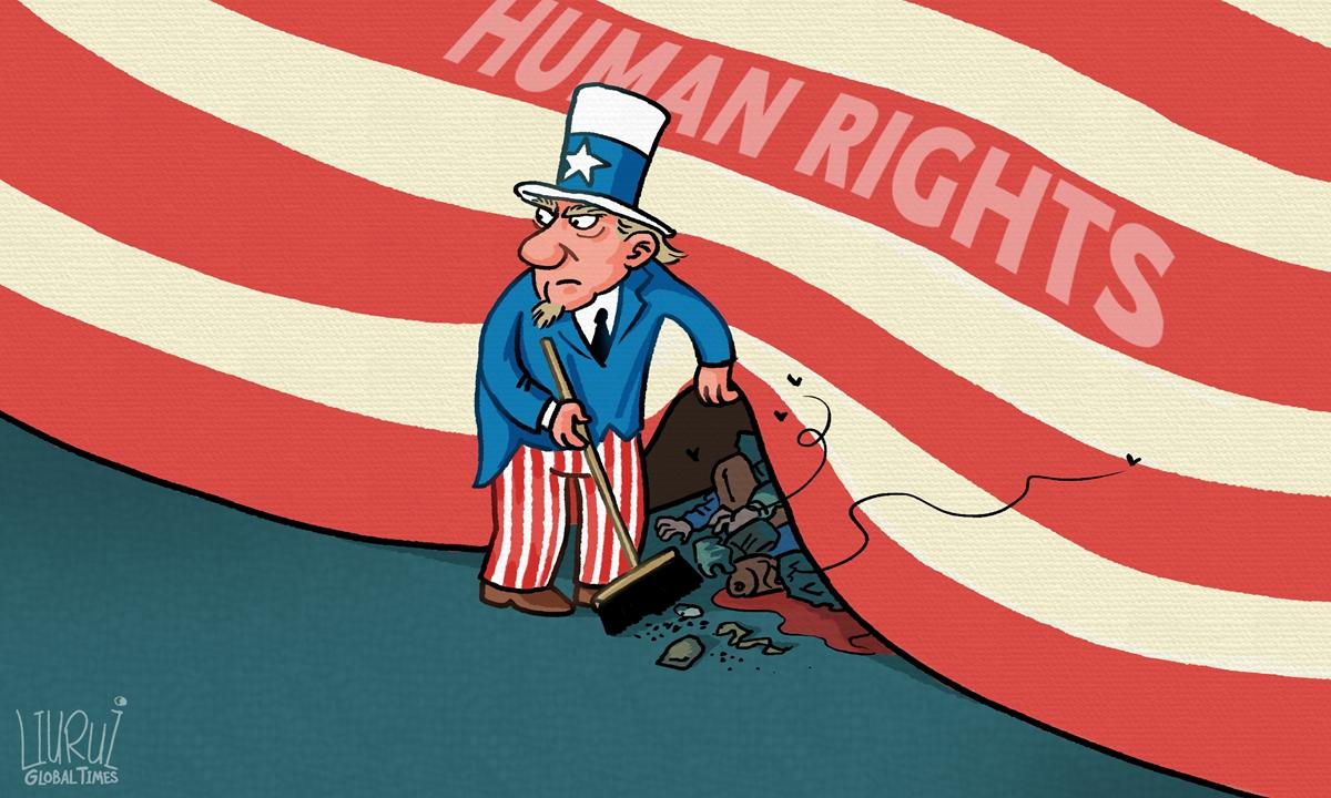 Still the beacon of human rights?