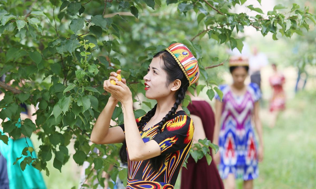 Xinjiang Photo:VCG