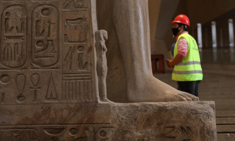 126 000 Tourists Visit Egypt Since Early July Amid Covid 19 Downward Trend Global Times