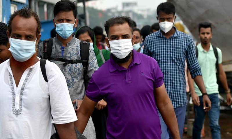 No more lockdown, mask wearing mandatory: Health DG