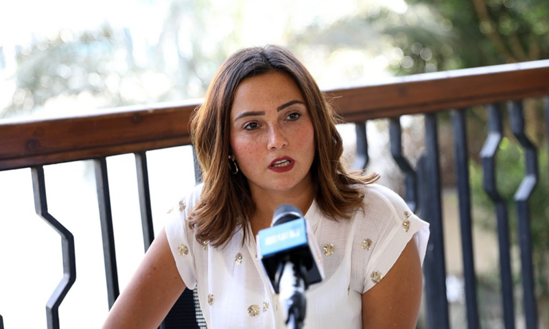 Egypt S El Gouna Int L Film Festival Aims To Revive Tourism Amid Covid 19 Pandemic Global Times