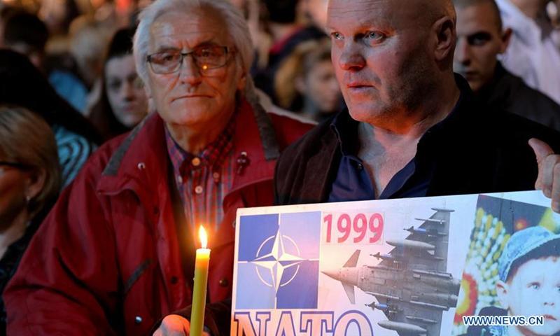 NATO Photo: Xinhua