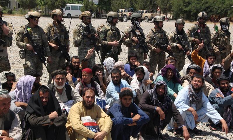 Biden Meets Afghan Leaders As Security Situation Deteriorates Global Times