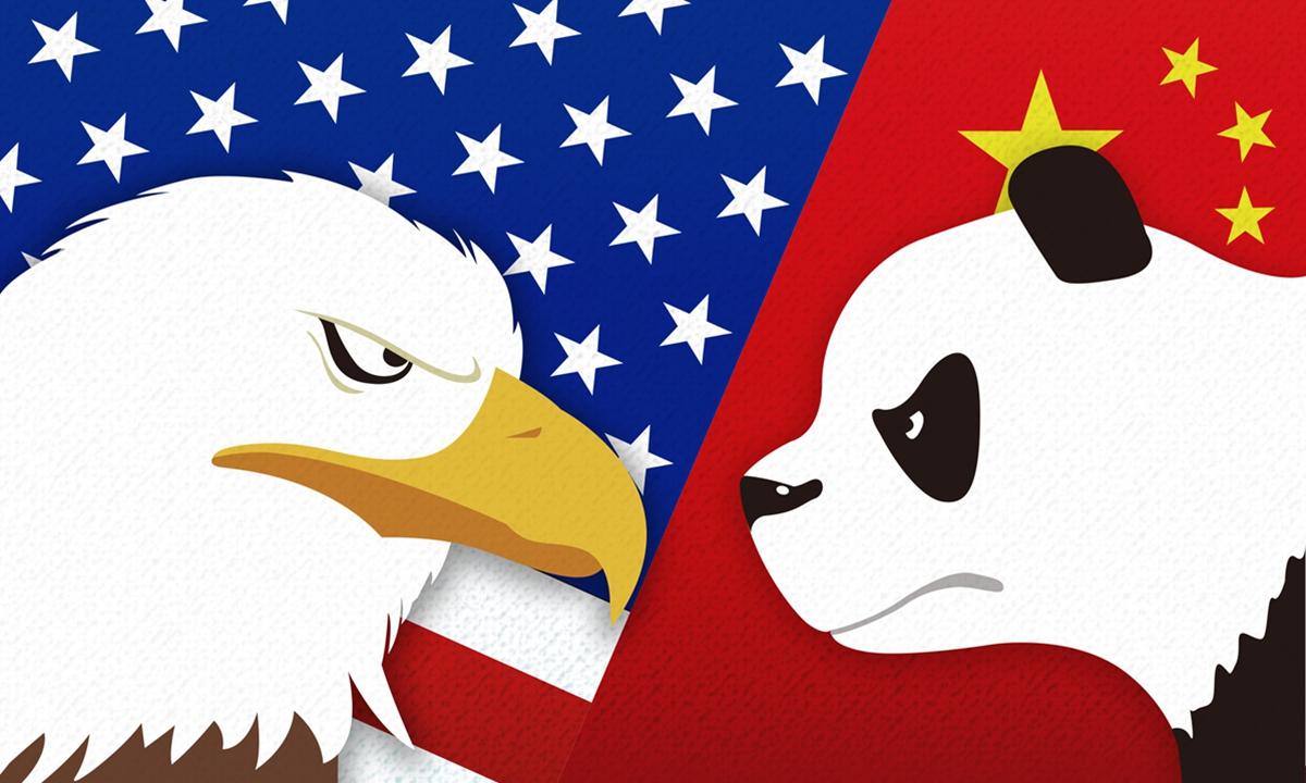 China US Illustration: Liu Rui