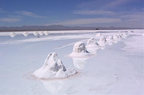 Salar de Uyuni, Bolivia (Source: www.huanqiu.com)