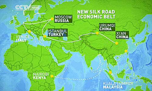 Xi\'an readies for key role in \'One Belt, One Road\' initiative ...