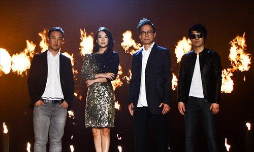 New government regulations affect the future of reality entertainment programs, including (clockwise from top left) <em>Chinese Idol</em>, <em>I Am a Singer</em>, <em><em>The Voice</em> of China</em> and <em>The X Factor</em>, in 2014. Photos: CFP