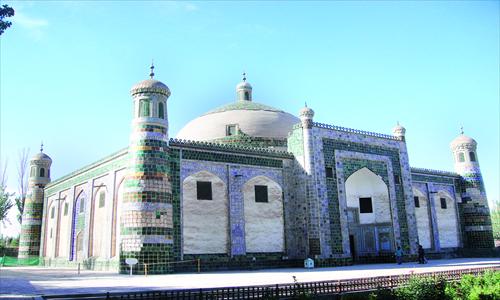 The Abakh Khoja Tomb