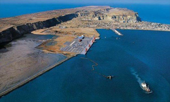 File photo shows the Gwadar Port in Southwest Pakistan. Photo: hinews.cn