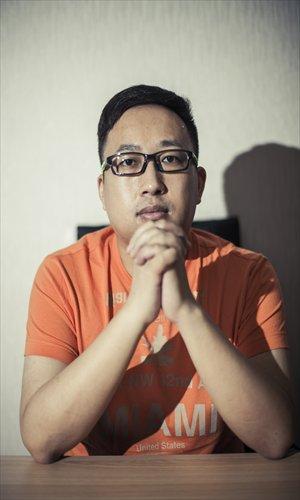 Portrait of Yu Zheng Photo: Li Hao/ GT