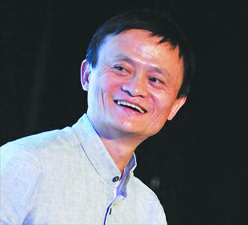 Jack Ma Yun, founder of Alibaba