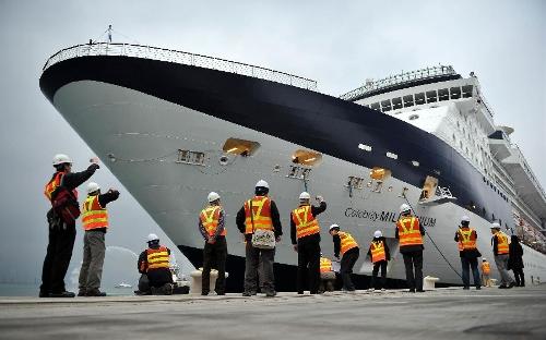 Hong Kong Cruise Inside Hong Kong's Kai Tak Cruise