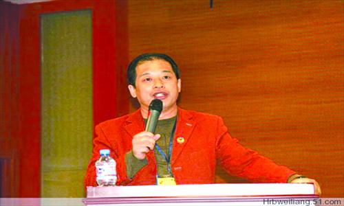 A picture of Xiu Weiliang Photo: Courtesy of Xiu Weiliang