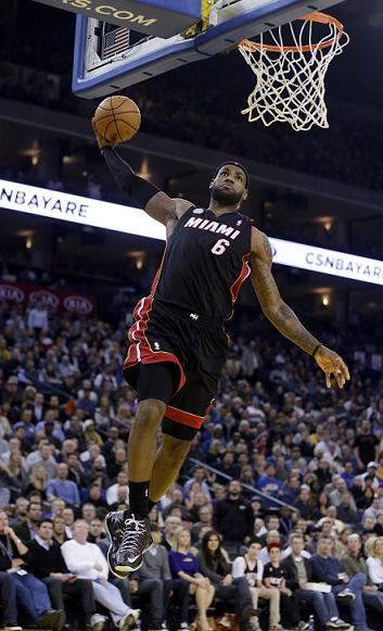 'King' James youngest to reach 20,000 - Global Times