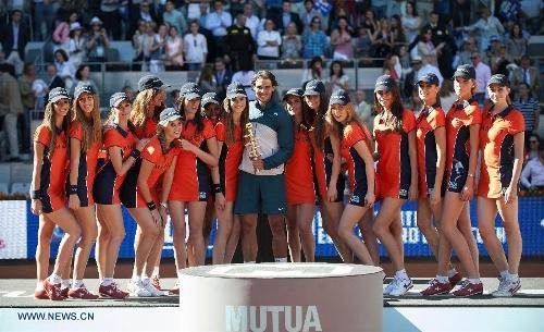 final madrid tennis
