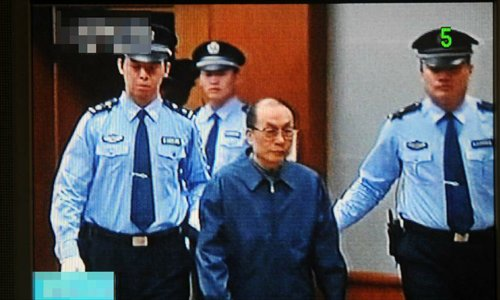 Liu Zhijun given suspended death penalty for bribery, power