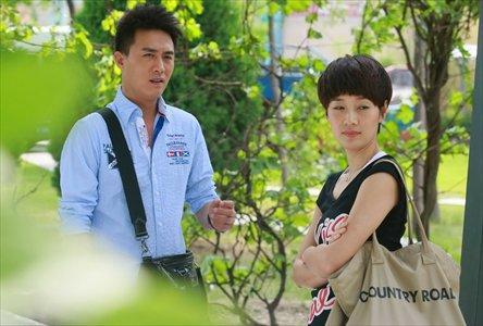 Du Chun (left) and Ma Yili star in Qingchunqi zhuangshang Gengnianqi 2. Photo: CFP