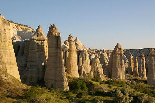 Cappadoci, Turkey (Source: www.huanqiu.com)