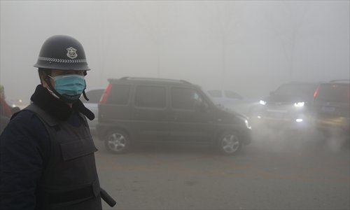 China's smog control meets 2018 targets: minister