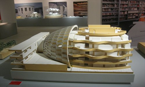 Architectural Models On Display At The Art Of Architecture Exhibition Photos Li Yuting GT