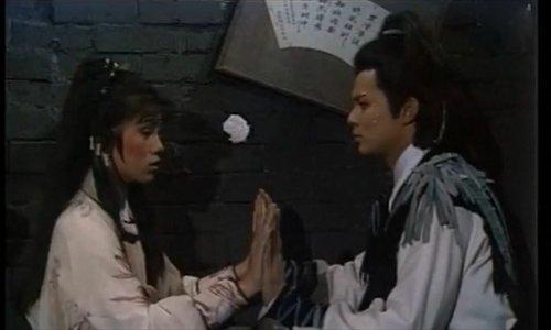 Scenes from Hong Kong TV's heyday (from top): <em>The <em>Legendary Fok</em></em>, <em>The Legend of the Condor Heroes</em> and  <em>At the Threshold of an Era</em>