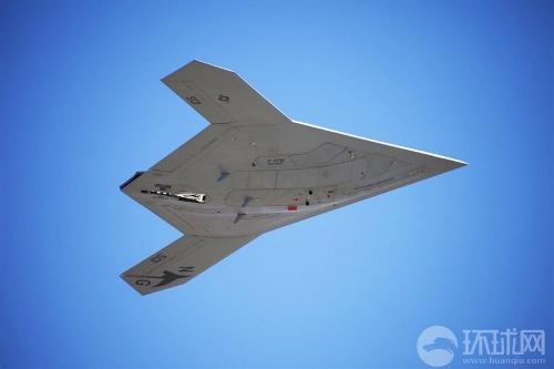 X-47B, U.S. (Source: huanqiu.com)