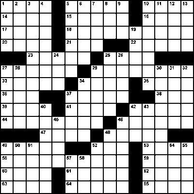 Crossword on June 19 - Global Times