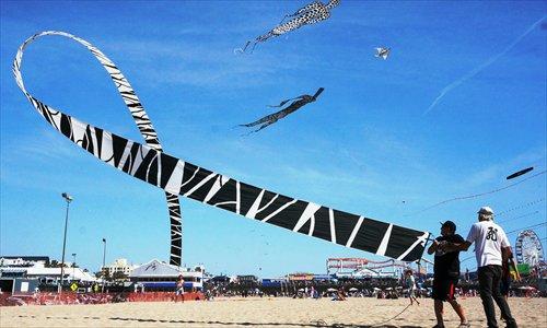 Kite Festival Global Times