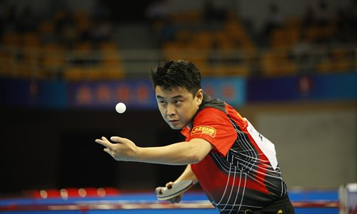 Wang Hao Ends Storied Career On China S Table Tennis Team