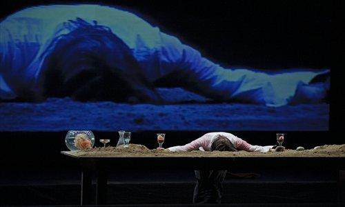 Scenes from Medea's Scream