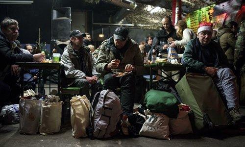 Superhobo Saving Homeless Global Times