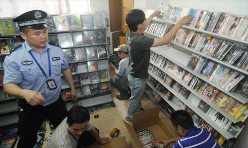 Is it finally time to say goodbye to pirated DVDs? - Global Times